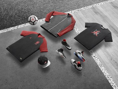 the latest 48876 f601e A Look at the Complete Neymar x Jordan Collection