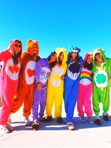 Team Halloween Costumes 2020 Group Halloween Costumes in 2020 | Cute group halloween costumes