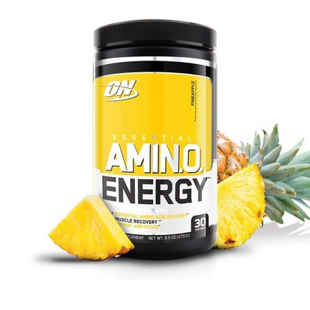 Optimum Nutrition Amino Energy Pre Workout Essential Amino Acids