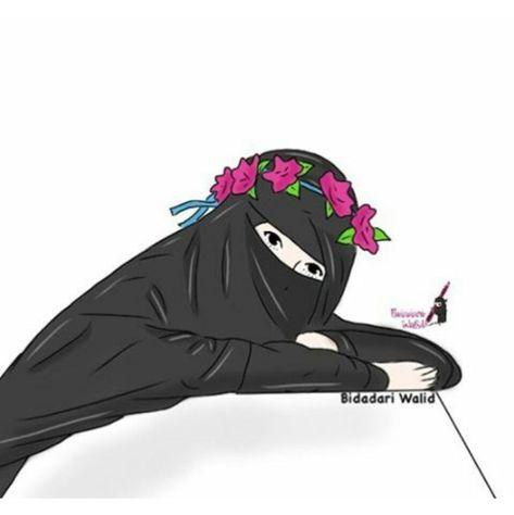 Gambar Wanita Animasi Pinterest Hashtags Video And Accounts
