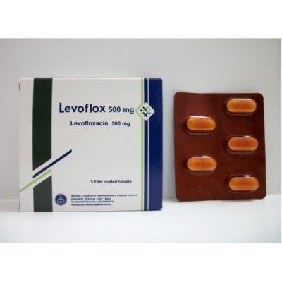 ليفوفلوكس Levoflox مضاد حيوي للجراثيم والبكتيريا Office Supplies