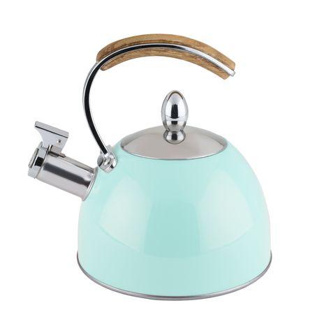Presley Light Blue Tea Kettle By Pinky Up Tea Kettle Kettle Stovetop Kettle