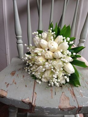 Tulipani Bouquet Sposa.Bouquet Sposa 5 Gallerie Di Immagini Scelte In Base Ai Fiori