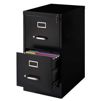 Hirsh Industries 2 Drawer Vertical File In 2020 Filing Cabinet Drawer Filing Cabinet 2 Drawer File Cabinet