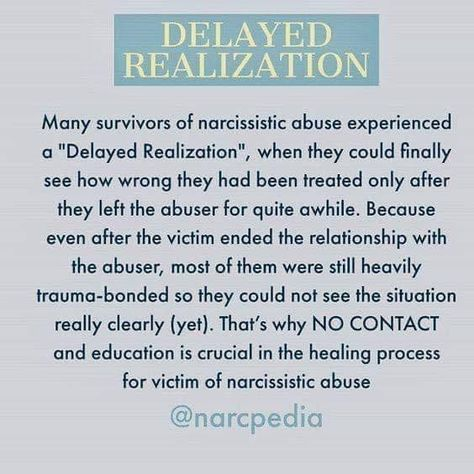 Healing from Narcissistic and Sociopathic abuse