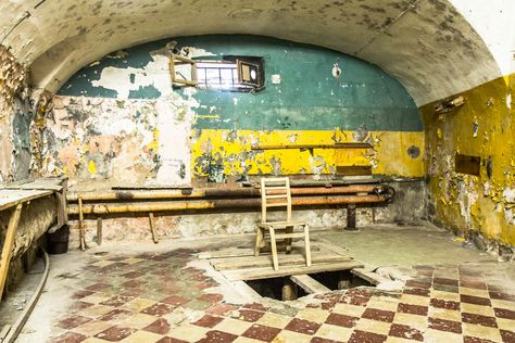 Abandoned Patarei Prison in Tallinn, Estonia | Abandoned, Prison, Eastern  europe
