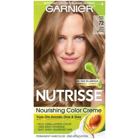 Beauty Garnier Hair Color Hair Color Beige Blonde