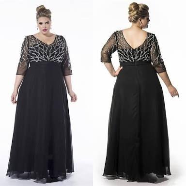 Resultado De Imagen Para Plus Size Dresses Tallas Grandes Vestidos Para Fiesta Gorditas Vestidos Fiesta Tallas Grandes Vestidos Largos Para Gorditas