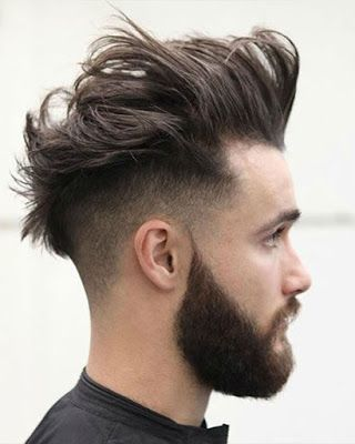 Peinados Hombre Pelo Largo Arriba Oval Face Haircuts Mens Hairstyles Thick Hair Thick Hair Styles