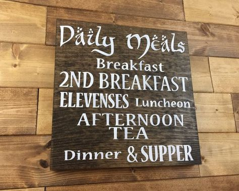 Breakfast Sign, Choose Colors, Kitchen signs, kitchen decor ...