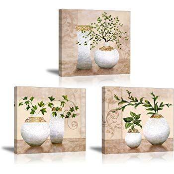 Leinwand-Bilder 100x50 Wandbild Canvas Kunstdruck Blumen Pflanzen