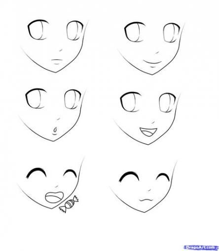 15 Ideas Drawing Anime Lips Step By Step Drawing Anime Bodies Anime Drawings Manga Drawing