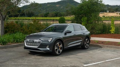 Hit the road in the 2019 Audi E-tron electric SUV