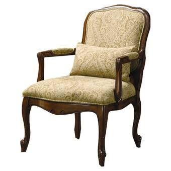 Astoria Grand Berlinville Armchair Wayfair In 2020 Armchair Accent Chairs Furniture