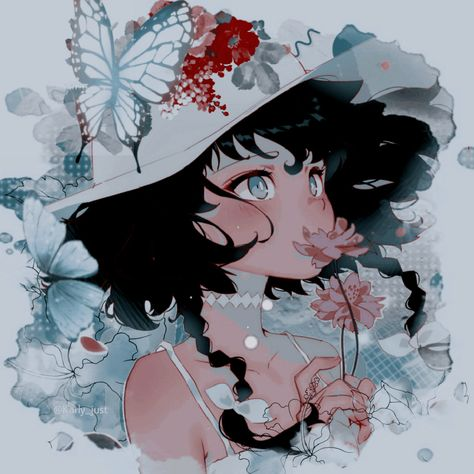 Animated gif discovered by Find images and videos about girl, gif and aesthetic on We Heart It - the app to get lost in what you love. Cute Anime Pics, Anime Girl Cute, Kawaii Anime Girl, Anime Art Girl, Anime Love, Arte Do Kawaii, Kawaii Art, Aesthetic Art, Aesthetic Anime