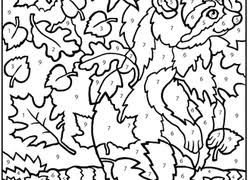 Image Result For Fall Crafts For Older Elementary Students Number Recognition Worksheets Coloring Pages 2nd Grade Worksheets