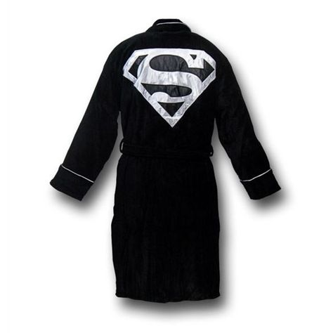 Superman Black Symbol Robe | Superman, Superman symbol ...  Black Lantern Superman Symbol