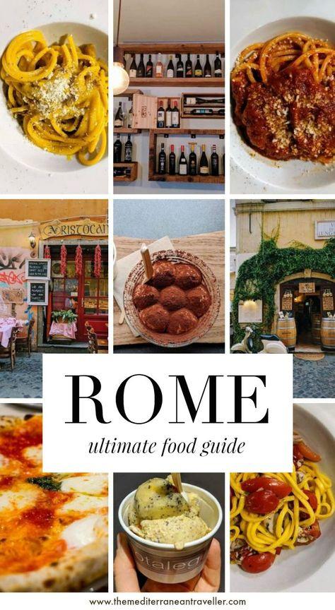 Rome - Ultimate Food Good