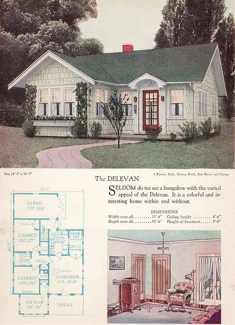 13 Fresh House Plans With Sunrooms Cottage Plan Vintage House Plans Vintage House