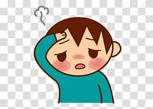 Fever Child Eye Child Transparent Background Png Clipart In 2020 One Punch Man Anime Sleep Cartoon Nurse Cartoon