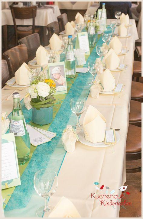 11 Luxus Tischdekoration Zur Konfirmation Ideen Tischdeko Taufe