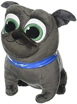 Amazon Com Disney Bingo Plush Puppy Dog Pals Small 8 1 2 Inch Toys Games Tarjetas