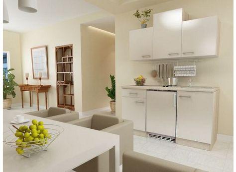 Küchenblock Pn 100 inkl 5tlg Geräteset - Küchenblöcke - Küchen - küchen von poco