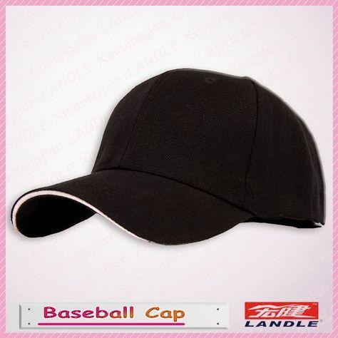 f09ef61bdc40c8 High quality custom blank long bill baseball cap no logo no #baseball, #logo