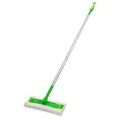 Swiffer Swiffer Sweeper Clean Microfiber Mops Brooms Wet Floor