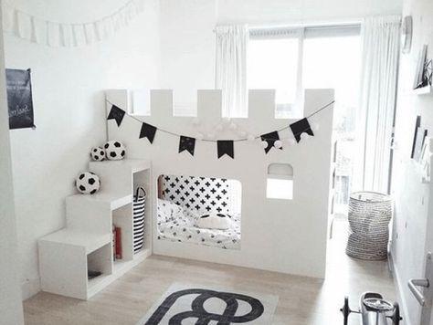 Letto A Castello Ikea.Castello Ikea Kura Letto Kids Room Letto Kura Stanza Di Bambino