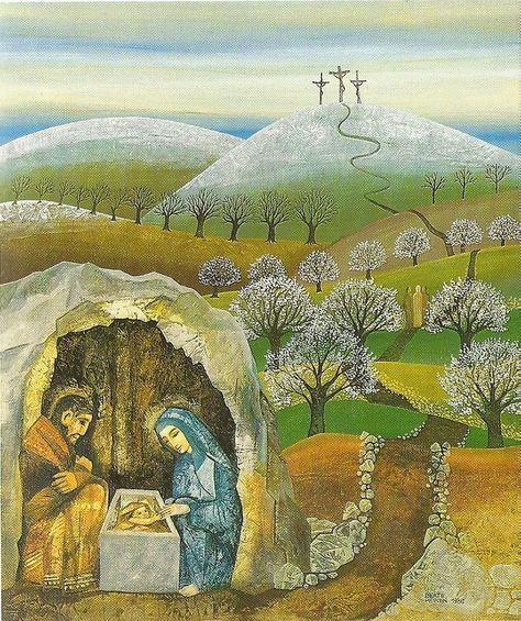 Weihnachtsbilder Gemalt.Katholische Kirche Pfarrgemeinde St Johannes Bosco Lohfelden
