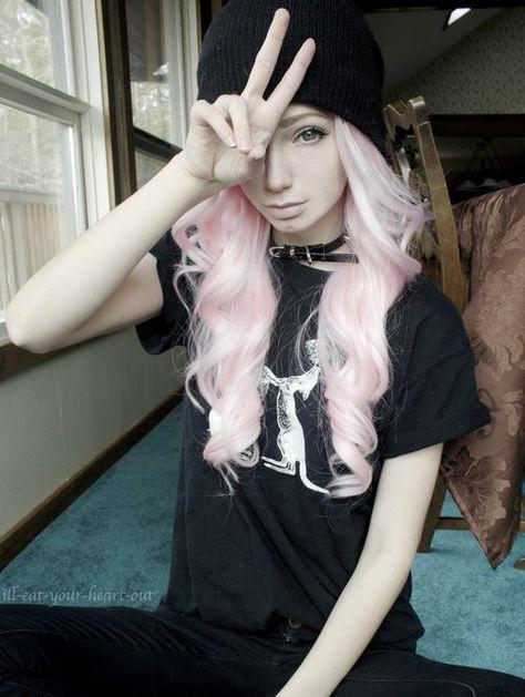 pastel goth   Tumblr✝pastel goth, creepy cute, spooky kawaii