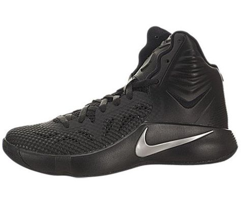 1fe15e3f77d4 Men s Nike Zoom Hyperfuse 2014 Basketball Shoe Black White Size 8.5 M US -  Brought to you by Avarsha.com