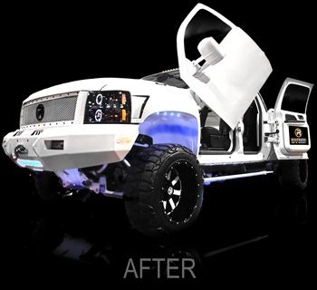 Customize My Truck >> The Storm Truck After Custom Pickup Trucks Pickup Trucks