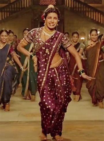 Priyanka Chopra In Pinga Song Lehnga Designs Outfit Inspirations Outfits