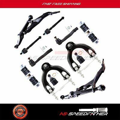 Ad Ebay Suspension 12 Front Upper Lower Control Arm Tie Rod Kit For 94 01 Acura Integra Acura Integra Acura Control Arm