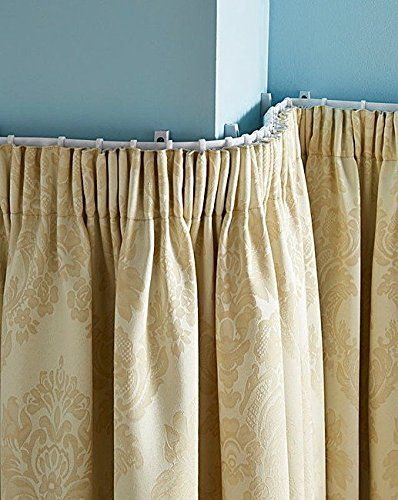 Amazon Com C2b 196 500cm Plastic Curtain Track Strong