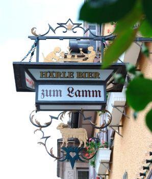Gasthaus Lamm Wangen Im Allgau Exzellente Schwabische Kuche Mit Bildern Gasthaus Schwabische Kuche Lamm