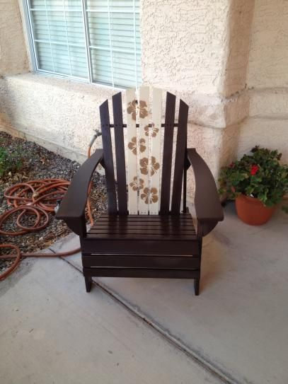 Unfinished Wood Patio Adirondack Chair 11061 1 The Home Depot Wood Patio Adirondack Chairs Patio Unfinished Wood