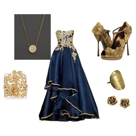 Ravenclaw prom/Yule Ball - Harry Potter