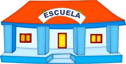 Dibujos De Escuelas En Caricatura Buscar Con Google Escuela Animada Dibujo De Escuela Imagenes De Escuelas