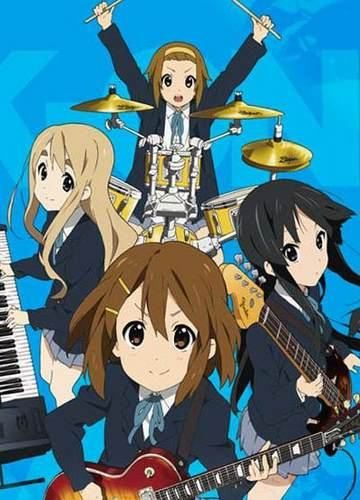 K-ON ! vostfr - Myserie Streaming
