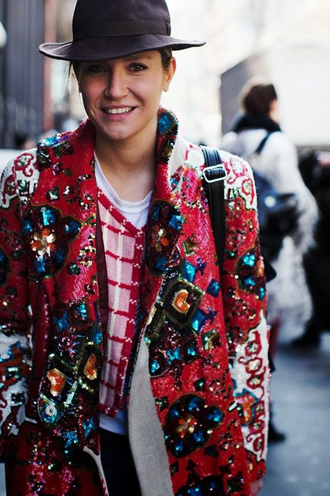 NY Fashion Week Fall 2014 – Diamonds Are Tacky