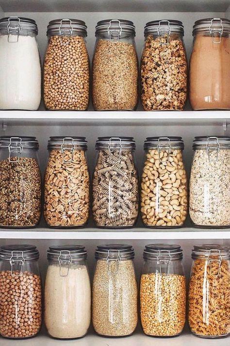 Trucos Para Organizar La Cocina Y El Baño Con El Método Marie K Organizar Los Armarios De La Cocina Organización De La Despensa Ideas De Organización De Cocina