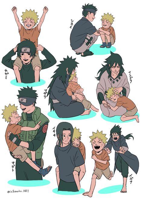 Likes, 145 Comments - clan_uzumaki Naruto Shippuden Sasuke, Naruto Kakashi, Anime Naruto, Naruto Fan Art, Naruto Comic, Kid Naruto, Naruto Cute, Madara Uchiha, Sasunaru