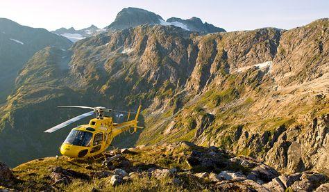 Coastal helicopters AK