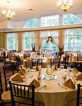 Ospreys Golf Club Woodbridge For Ceremony Reception