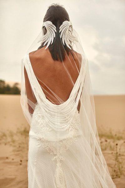 Ekru Dantel Detayli Duvak Tuvanam For Trendyol Trendyol Bridal Lace Weddingdress Veil Duvak Dantel Gelinlik