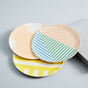 Xenia Taler Bamboo Dinner Plates Xenia Taler Bamboo Plates Kids Dinnerware