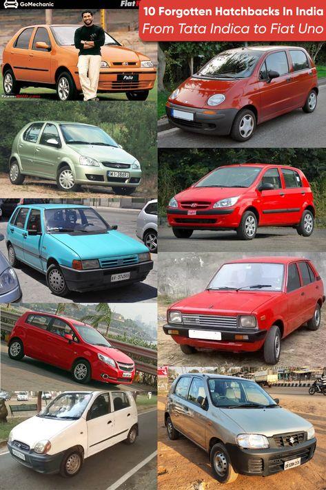 10 Forgotten Hatchbacks In India In 2020 Hatchback